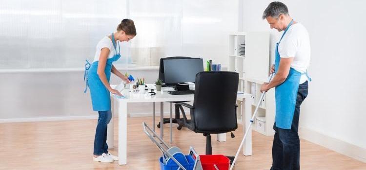 Kontorsstädning i Stockholm förbättrar arbetsmiljön
